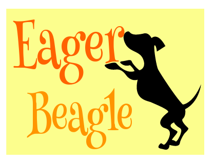 EAGER BEAGLE DOG TRAINING